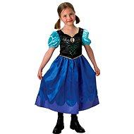 Jégvarázs gyerekjelmez - Anna Classic, 9-10-es méret - Gyerek jelmez
