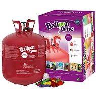 Helium Balloon Time + 50 léggömb - Játékszett