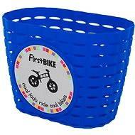FirstBike kosár, kék - Kerékpár kosár