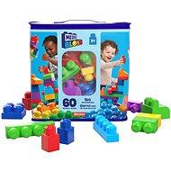 Építőjáték Fisher Price Mega Bloks - Fiúknak - Stavebnice