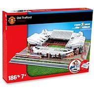 3D Puzzle Nanostad UK - Old Trafford labdarúgó stadion (Manchester United) - Puzzle