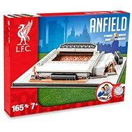 3D Puzzle Nanostad UK - Anfield labdarúgó stadion Liverpool - Puzzle
