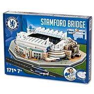 3D Puzzle Nanostad UK - Stamford Bridge labdarúgó stadion Chelsea - Puzzle