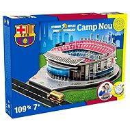 3D Puzzle Nanostad Spain - Camp Nou labdarúgó stadion Barcelona - Puzzle
