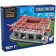 3D Puzzle Nanostad Olaszország - San Siro labdarúgó stadion Inter csomagolás - Puzzle