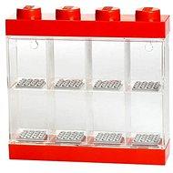 LEGO gyűjtődoboz piros - Építőjáték
