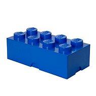 LEGO tároló doboz 250 x 500 x 180 mm - kék - Tárolódoboz