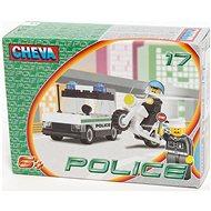 Cheva 17 - Rendőrségi járőr - Építőjáték