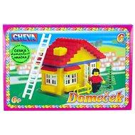 Cheva 6 - Házikó - Építőjáték
