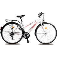 OLPRAN Mercury  fehér - Cross kerékpár