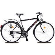 "Olpran Mercury 28"" G fekete - Cross kerékpár"