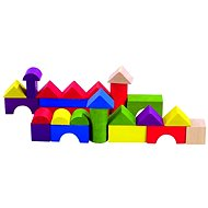 Detoa színes szett - Építőjáték