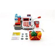 Pénztárgép kiegészítőkkel - Játékszett