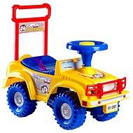 Jeep Yupee sárga - Futóbicikli