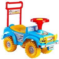 Gyerek autó kék Jeep Yupee - Futóbicikli