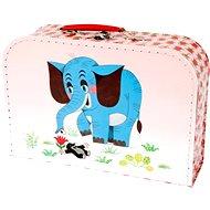 Gyermekbőrönd - Kisvakond és Elefánt - Gyermekbőrönd