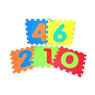 Hab puzzle - Számok - Habszivacs puzzle