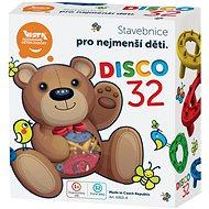 Disco 32 építőkészlet - Építőjáték
