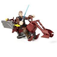 Star Wars Hero Mashers - Jedi speeder figura - Figura