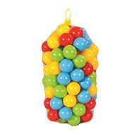 Zsák labda 100 darab (6 cm) - Játékszett