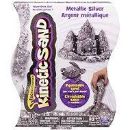 Örökmozgó homok - 454 g, ezüst metál - Kreatív szett