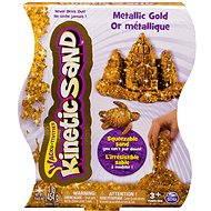 Kinetikus homok - 454 g, fémes arany - Kreatív szett