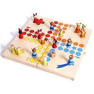 Fa játékok - Ki nevet a végén, állatok - Társasjáték