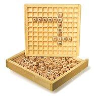 Fa játék - Scrabble