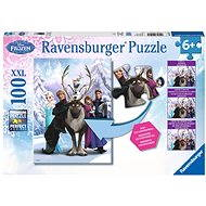 Ravensburger 105571 Disney Ice Királyság különbségek - Puzzle