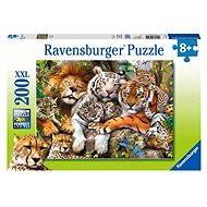 Ravensburger 127214 Nagy macska - Puzzle