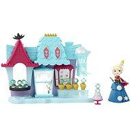 Játék szett Jégvarázs-  Elsa fagyiboltja - Játékszett