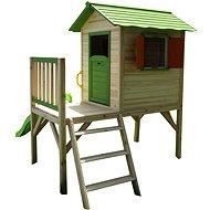 Milap Gyermek játszóház - magasított talapzattal - Játék ház