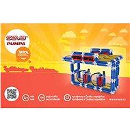 Seva Benzin szivattyú - Építőjáték
