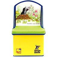 Bino Kisvakond - doboz / játék szék - Gyerekszoba dekoráció