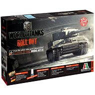 Italeri World of Tanks 36502 – Pz. Kpfw.VI Tiger I - Modell