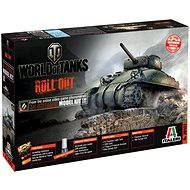 Italeri World of Tanks 36503 – M4 Sherman - Modell