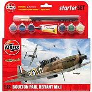 AirFix makettező kezdőcsomag A55213 – Boulton Paul Defiant Mk.I - Modell