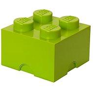 LEGO tároló doboz 4250 x 250 x 180 mm - lime zöld - Tárolódoboz