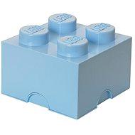 Tárolódoboz LEGO tároló doboz 4 250 x 250 x 180 mm - világoskék - Úložný box