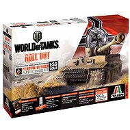 Italeri World of Tanks 56501 – Pz. Kpfw VI Tigris - Modell