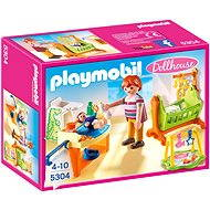 Playmobil 5304 Pöttöm kacaj babaszoba - Építőjáték