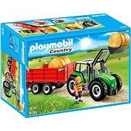 Playmobil 6130 Bálaszállító traktor - Építőjáték
