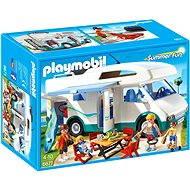 PLAYMOBIL 6671 Családi lakókocsi - Építőjáték