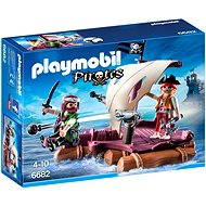 Playmobil 6682 Kitaszítottak lélekvesztője - Építőjáték