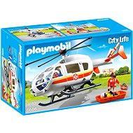 Playmobil 6686 Mentőhelikopter - Építőjáték