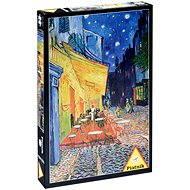 Piatnik Van Gogh - Éjszakai Cafe - Puzzle
