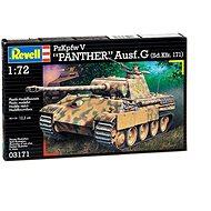 "Revell Model Kit 03171 tartály - PzKpfw. A ""Panther"" Ausg. G (Sd.Kfz.171) - Műanyag modell"