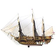 Revell Model Kit 05408 hajó - H.M.S. Victory - Hajó makett