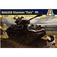 "Italeri Model Kit 6529 tank – M4A3E8 Sherman ""Fury"" - Modell"