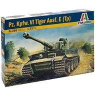 Italeri Model Kit 0286 tank – Pz. Kpfw. VI Tiger Ausf. E (Tp) - Modell